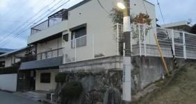 外壁・フェンス塗装施工事例