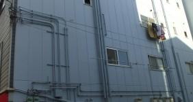 外壁(アパート)塗装施工事例