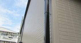 外壁塗装施工事例(施工プロセス)